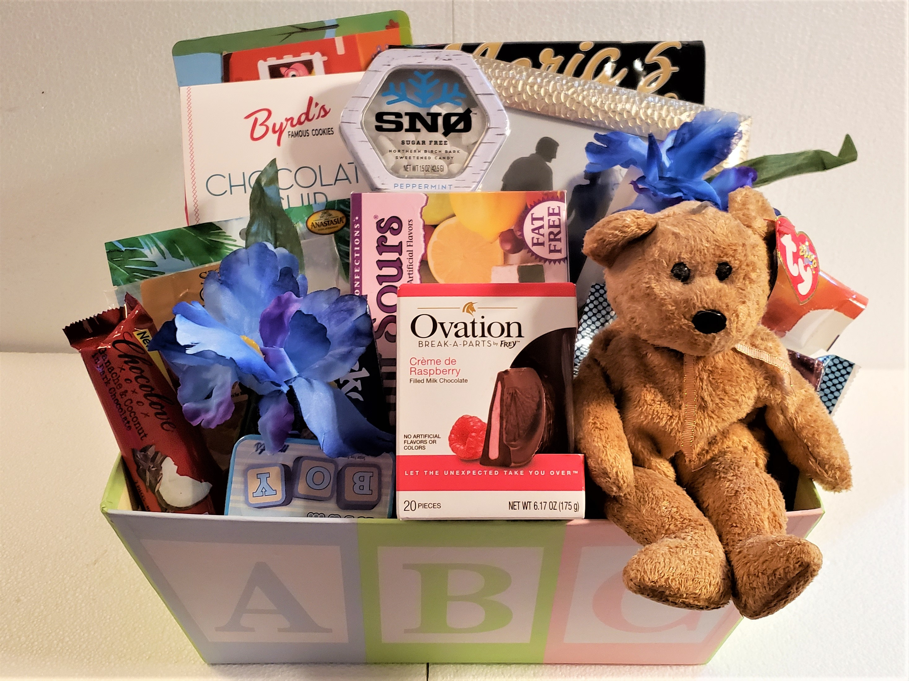 kosher gift baskets and gourmet foods