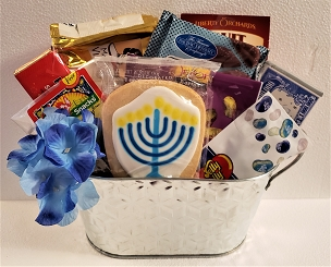 Chanukah Cookies and Candies
