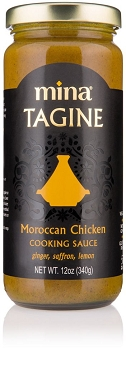 Mina Tagine Moroccan Chicken Cooking Sauce