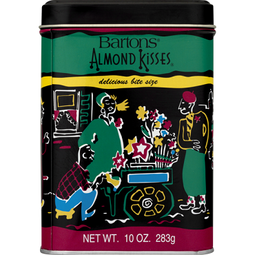 Barton's Almond Kisses - Kosher for Passover
