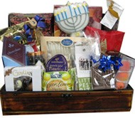 Chanukah Wine Box