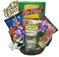 Get Well Wishes Basket
