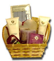 Mom's Relaxation Time Basket