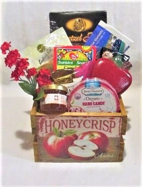Small Apple Basket for Rosh Hashana