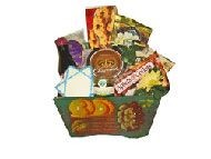 Rosh Hashana Fruit Basket