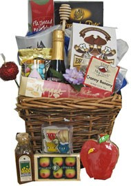 Chanukah Royal Basket